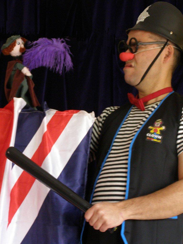 """Teatre en anglès amb l'obra """"Clowning"""""""