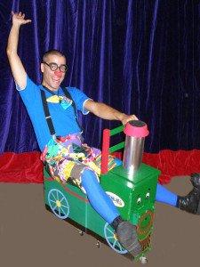 L'espectacle Ruskus' Little Train