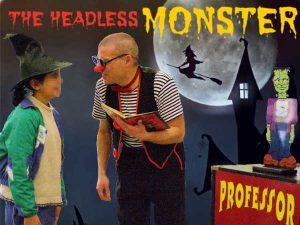 Imagen promocional de The Headless Monster de Ruskus Patruskus