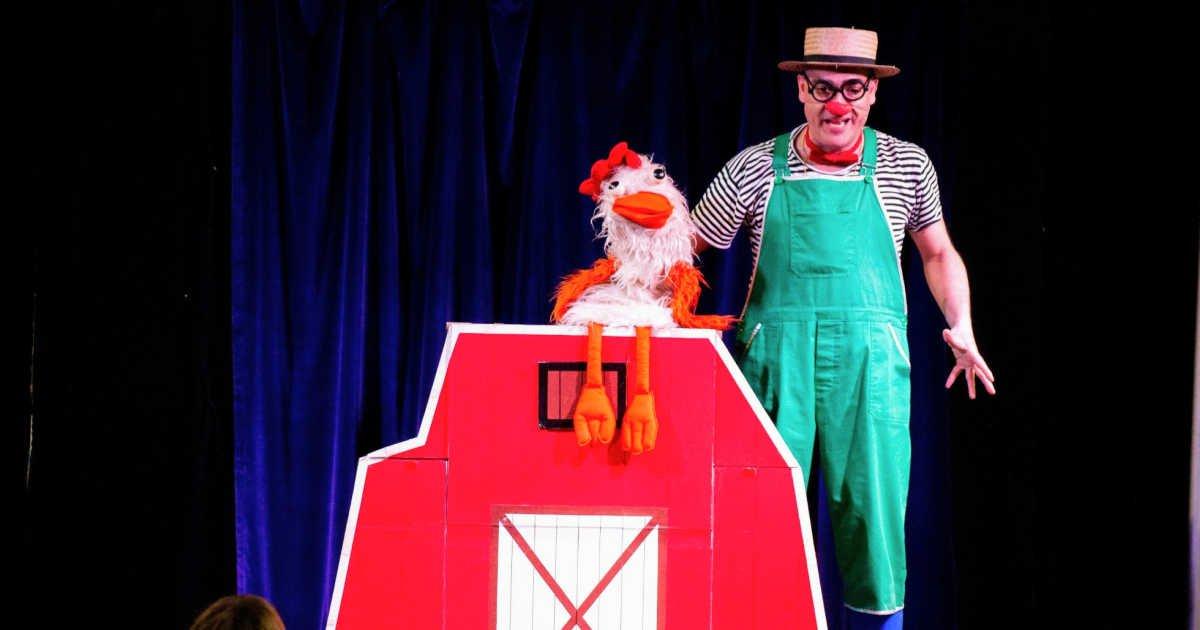 Una funció de teatre de Ruskus Patruskus
